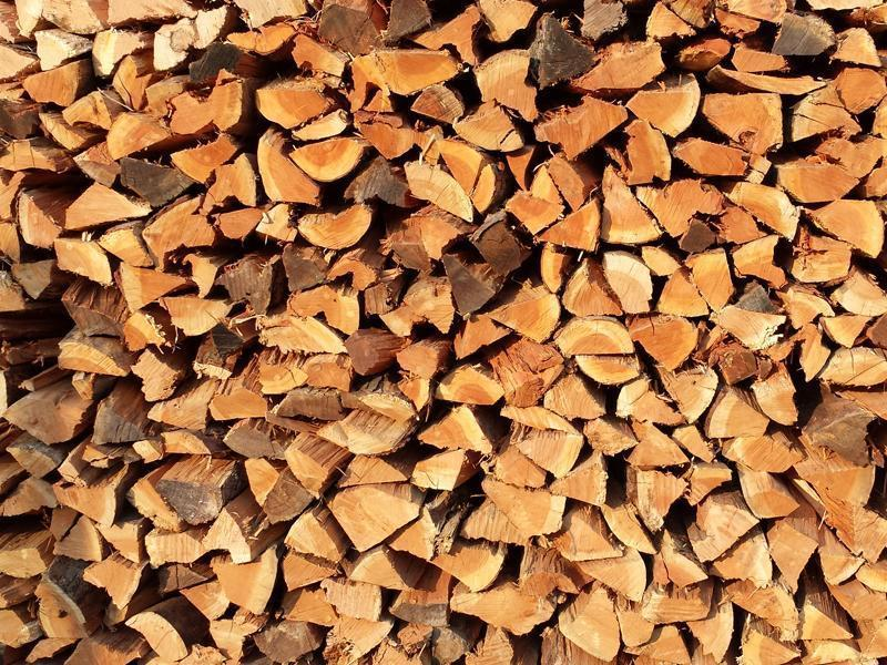 cord-wood